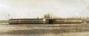 081201 new high school building, front, 300 pixels