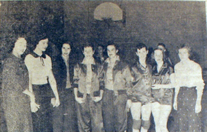 081215 Senior Girls Basketball, 1956, 300 pixels